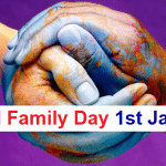 Global Family Day 2020, Global Family Day History